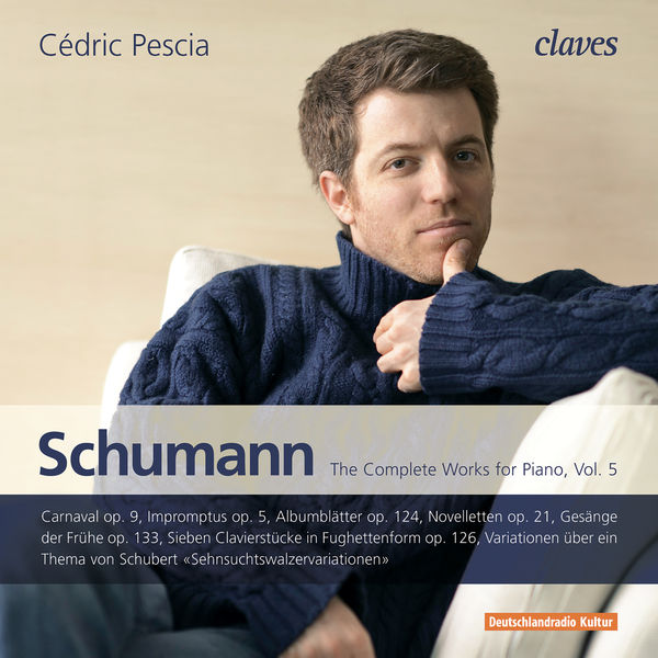Robert Schumann - Schumann: The Complete Works for Piano, Vol. 5