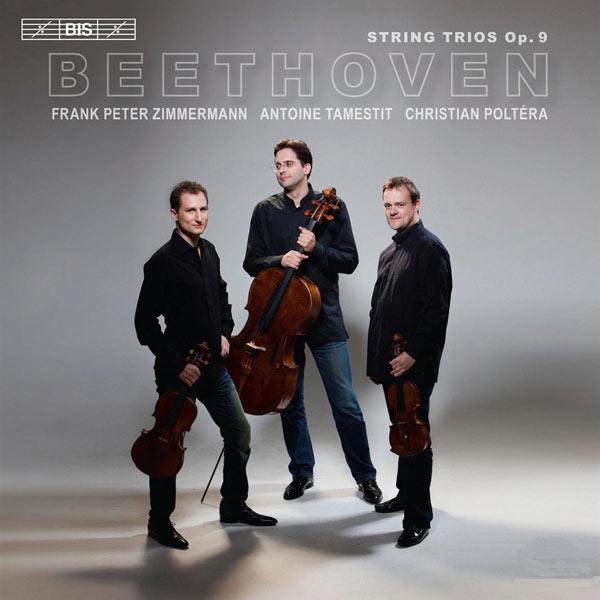Trio Zimmermann - Beethoven: String Trios, Op. 9