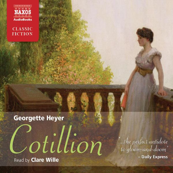 Clare Wille - Heyer, G.: Cotillion (Abridged)