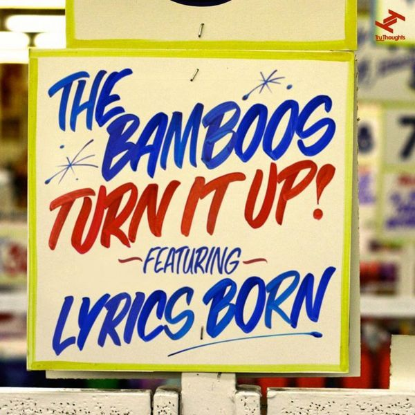 The Bamboos - Turn It Up EP