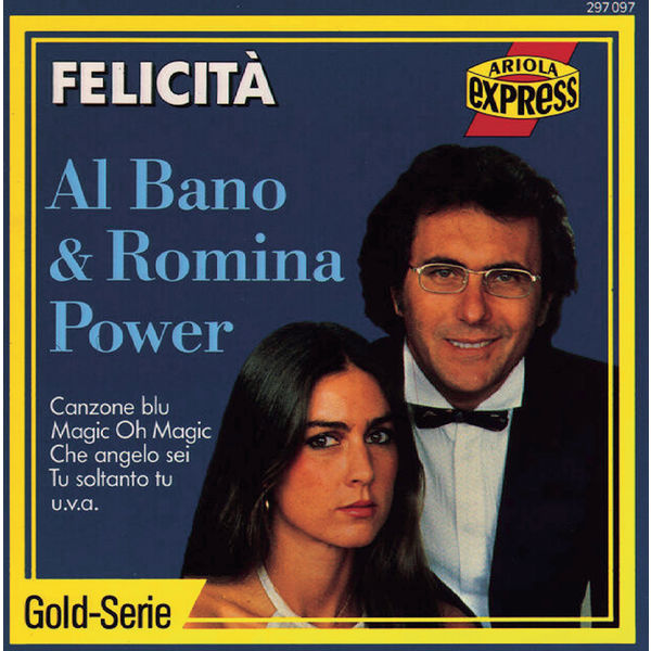 Felicit al bano romina power t l charger et couter for Al bano e romina power