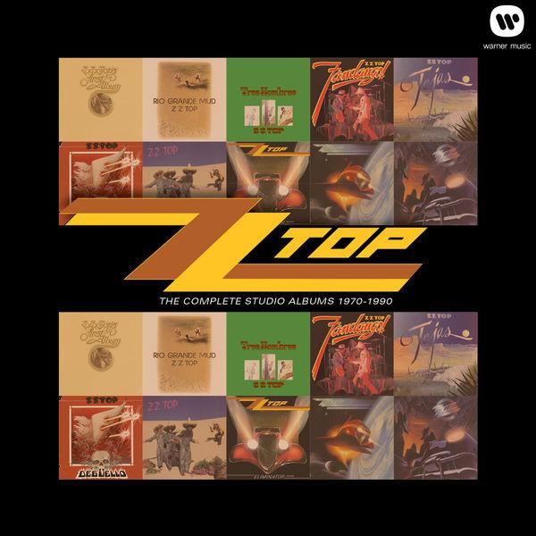 ZZ Top - The Complete Studio Albums (1970 - 1990)