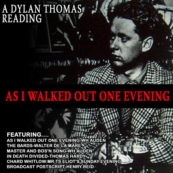 Dylan Thomas An Evening With Dylan Thomas Reading His Own And Other Poems