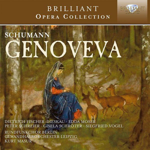 Kurt Masur - Schumann: Genoveva