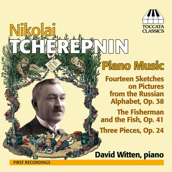 David Witten - Musique pour piano