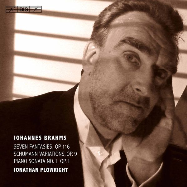 Jonathan Plowright - Brahms: Piano Works