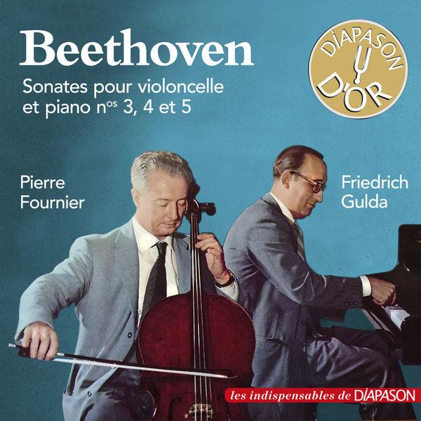 Pierre Fournier - Beethoven: Sonates pour violoncelle et piano