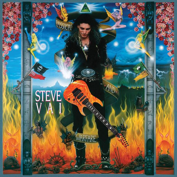 Steve Vai - Passion & Warfare (25th Anniversary Edition)
