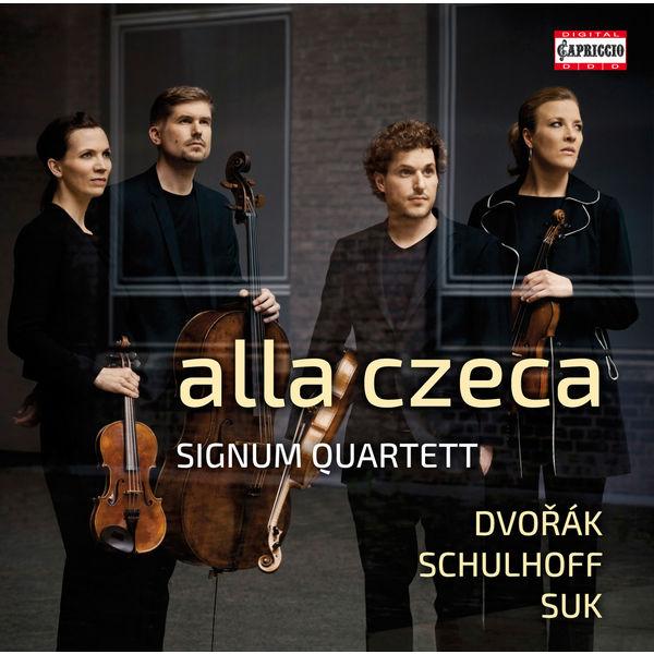 Signum Quartett - Alla czeca