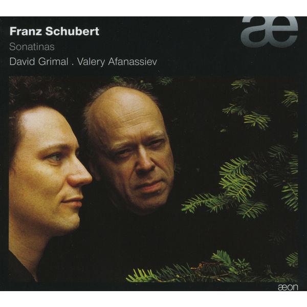 David Grimal - Sonatines pour violon & piano