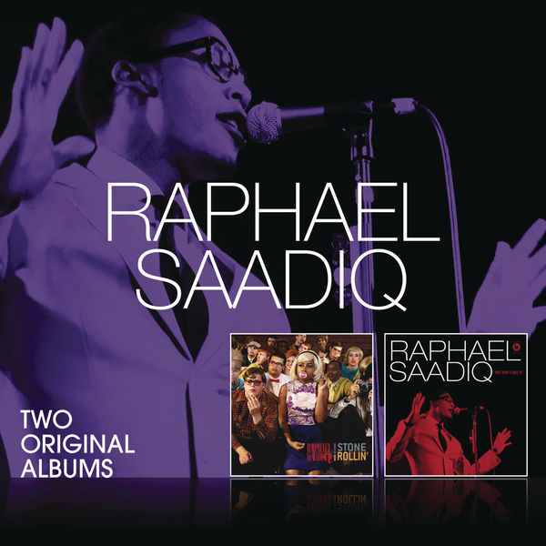 Raphael Saadiq - Stone Rollin'/The Way I See It