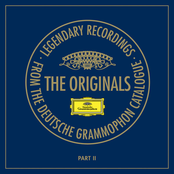Various Artists - The Originals (II) - Legendary Recordings From The Deutsche Grammophon Catalogue