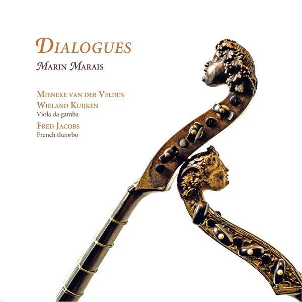 Mieneke van der Velden - Marais: Dialogues