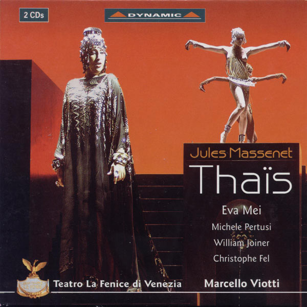 Eva Mei - Massenet: Thais