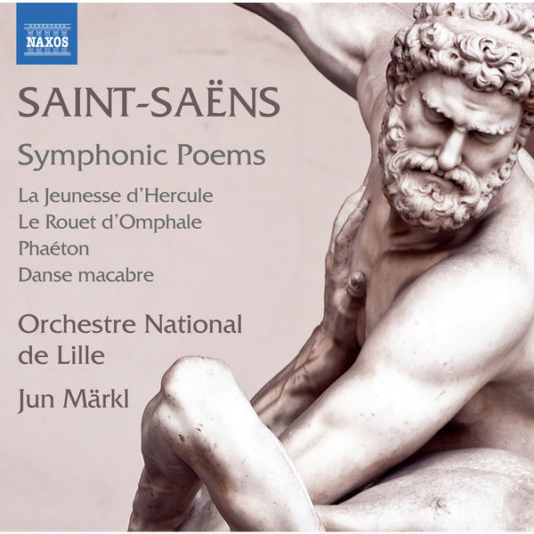 Jun Markl - Camille Saint-Saëns : Symphonic Poems