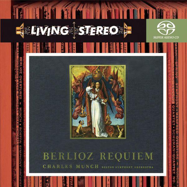 Charles Münch - Berlioz: Requiem