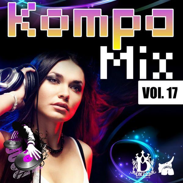 Various Artists - Kompa Mix, Vol. 17