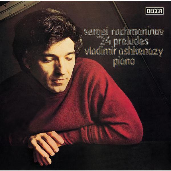 Vladimir Ashkenazy - Rachmaninov: Preludes, Op.23 & 32