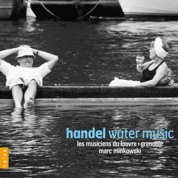 Marc Minkowski - Haendel : Water Music, Rodrigo