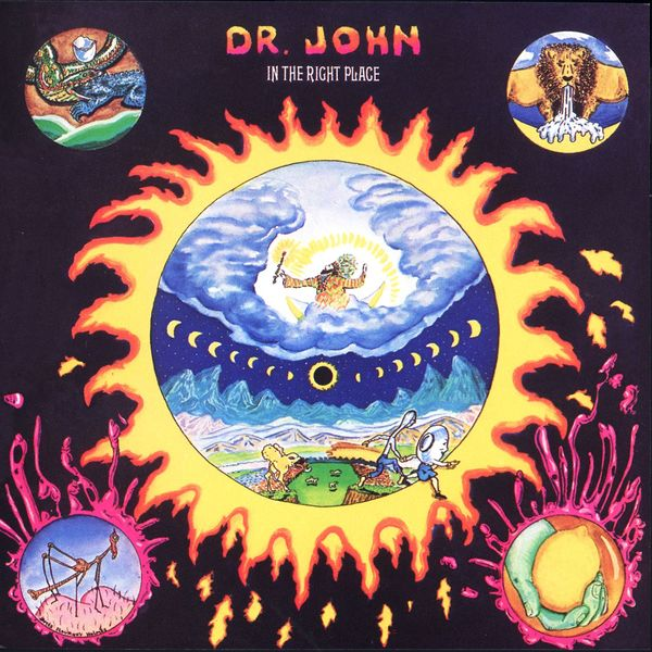 Dr. John|In The Right Place