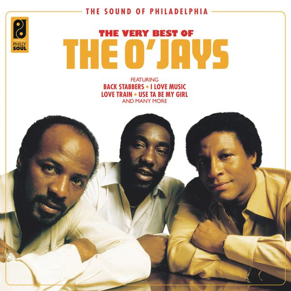 The O'Jays - The Very Best Of | The O'Jays to stream in hi-fi, or to
