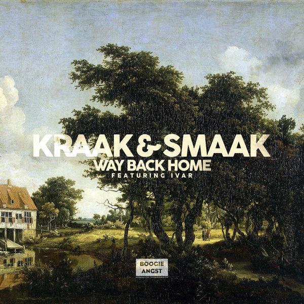 Kraak & Smaak - Way Back Home (feat. Ivar) - Single