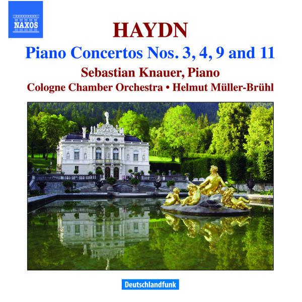 Sebastian Knauer - HAYDN: Piano Concertos, Hob.XVIII:3,4,9,11