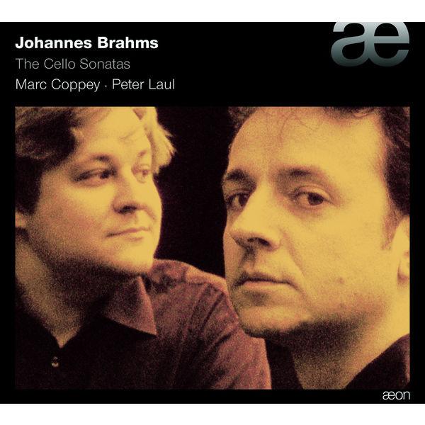 Marc Coppey - Les sonates pour violoncelle