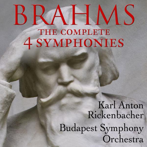 Johannes Brahms - Brahms: The Complete 4 Symphonies
