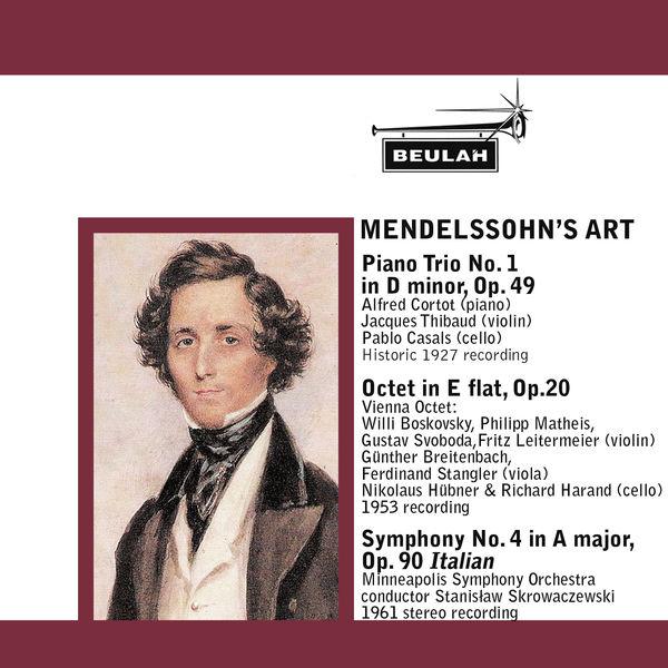 Various Artists - Mendelssohn's Art