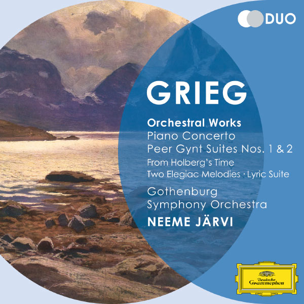 Gothenburg Symphony Orchestra - Grieg: Orchestral Works - Piano Concerto; Peer Gynt Suites Nos.1 & 2; From Holberg's Time; Two Elegiac Melodies; Lyric Suite