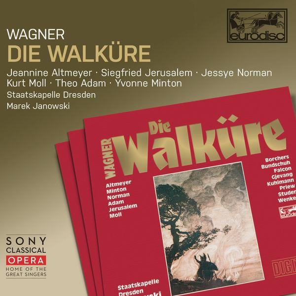 Marek Janowski - Wagner: Die Walküre