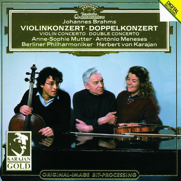 Anne-Sophie Mutter - Brahms: Violin Concerto; Double Concerto