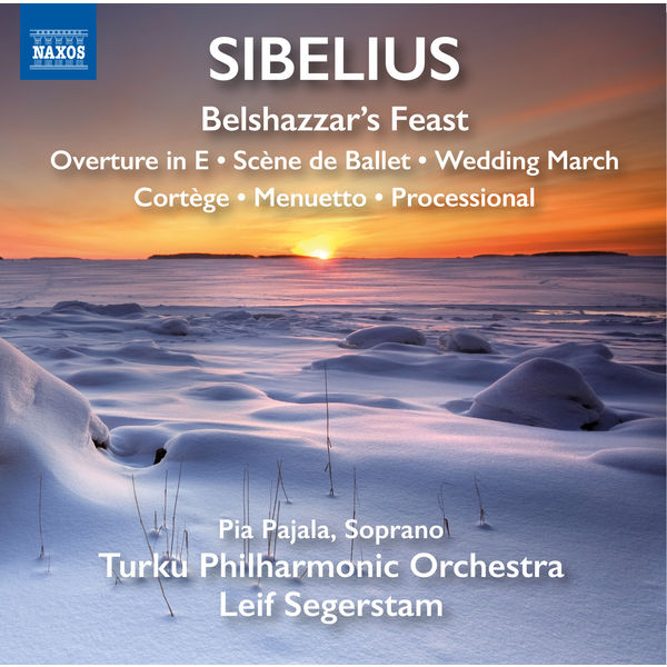 Leif Segerstam - Sibelius : Belshazzar's Feast & Other Orchestral Pieces