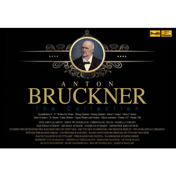 The Royal Scottish National Orchestra - Anton Bruckner: The Collection