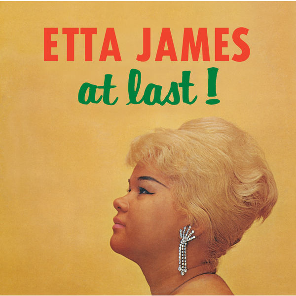Etta James At Last!