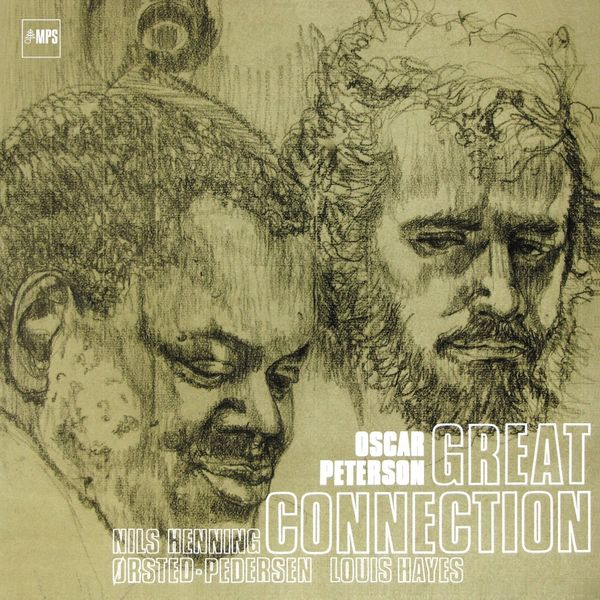The Oscar Peterson Trio - Great Connection (Remastered Anniversary Edition)