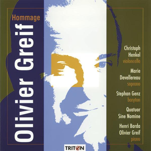 Olivier Greif - Olivier Greif: Hommage