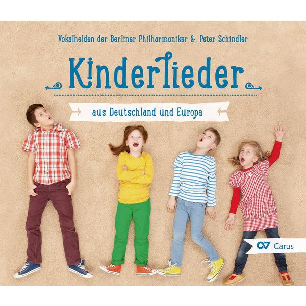 Vokalhelden der Berliner Philharmoniker - Kinderlieder aus Deutschland und Europa