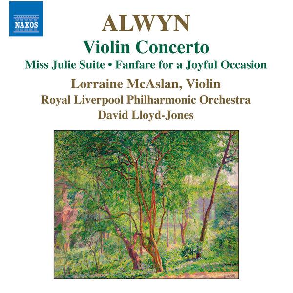 Lorraine McAslan - Concerto pour violon