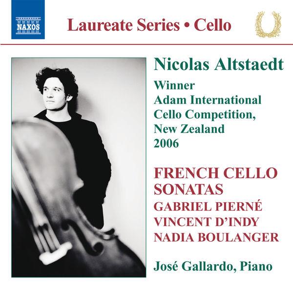 Nicolas Altstaedt - Sonates françaises pour violoncelle