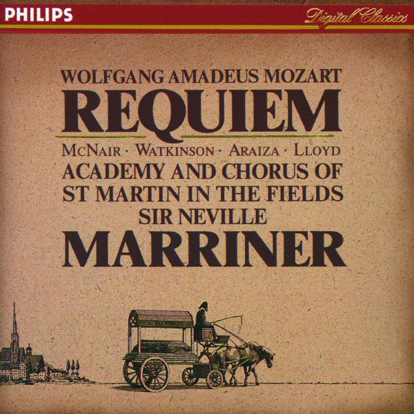 Sylvia McNair Mozart : Requiem