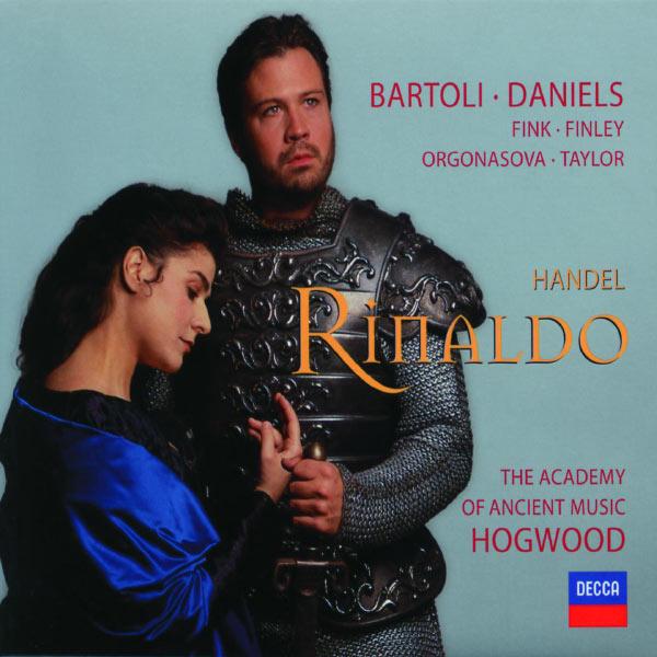 Cecilia Bartoli|Handel: Rinaldo - Complete Original 1711 Version