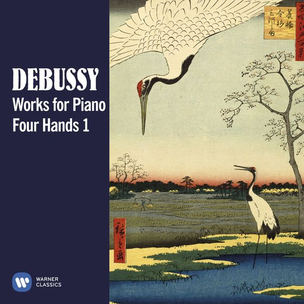 Various Artists - Debussy: Works for Piano Four Hands, Vol. 1