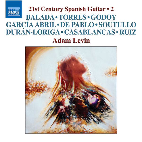 Levin Adam - 21st Century Spanish Guitar, Vol. 2