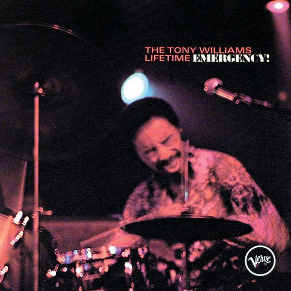 The Tony Williams Lifetime - Emergency!