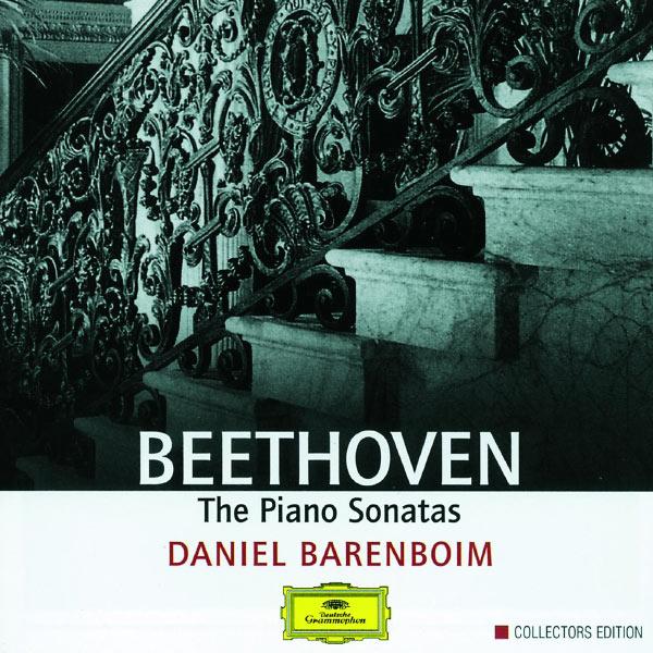 Daniel Barenboim - Beethoven: The Piano Sonatas