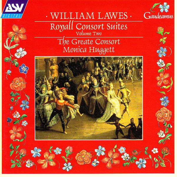 The Greate Consort - Lawes: Royall Consort Suites Volume 2