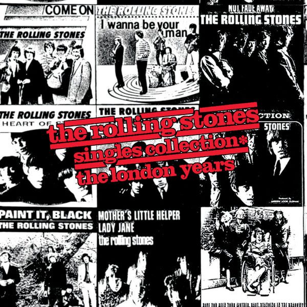 The Rolling Stones - The Rolling Stones Singles Collection: The London Years