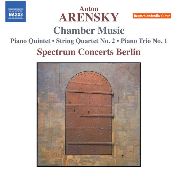 Spectrum Concerts Berlin - Arensky: Chamber Music